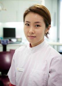 Dr. Christine Kim (B.Sci SFU.Ca Bdent. Syd) | A Plus Dental
