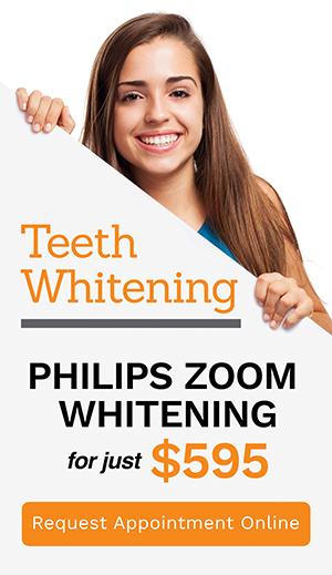 Philips Zoom Whitening Banner | Dentist Campbelltown