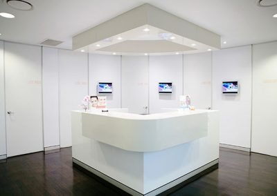 Reception Area Gallery Photo Dentist Campbelltown