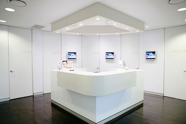 Reception Area Gallery Photo | Dentist Campbelltown