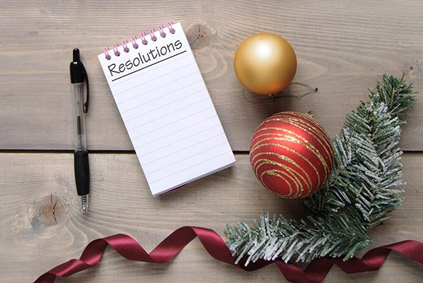 New Year Dental Health Resolutions