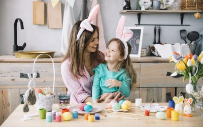 Top 8 Ideas for Easter at Home from your Campbelltown dentist