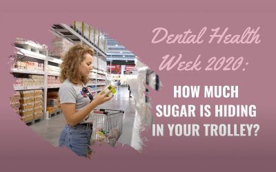 Dental Tips: How much sugar is hiding in your trolley?