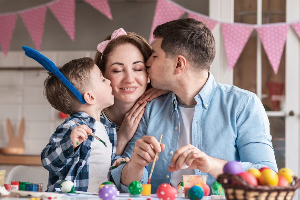 Top 8 Ideas for Easter at Home from A Plus Dental
